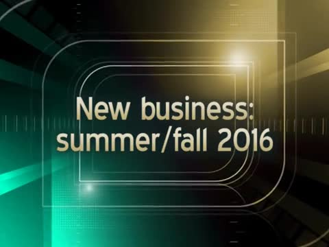 OnCenter - New businesses summer/fall 2016