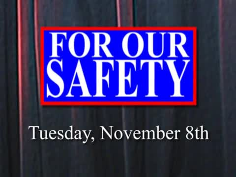 For Our Safety #1