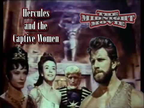 Midnight Movie:Hercules and the Captive Woman
