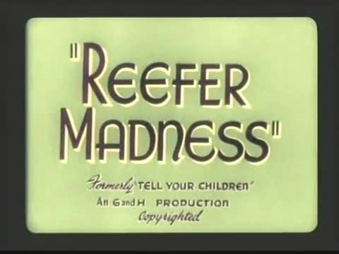 The Mortician: Reefer Madness