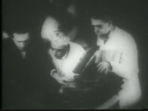 The Mortician: Cabinet of Dr. Caligari