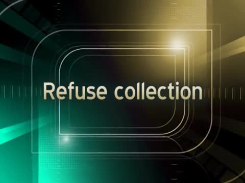 On Center - Refuse collection
