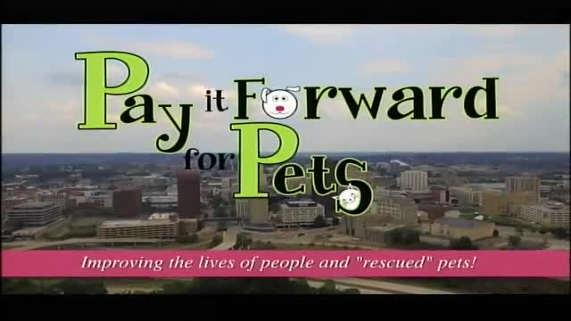 Pay it Forward for Pets 11-16-16