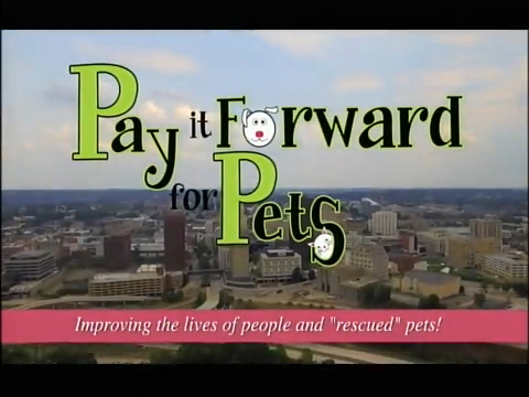 Pay it Forward for Pets 8-10-16
