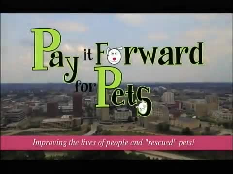 Pay it Forward for Pets